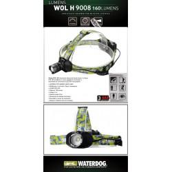LINTERNA WATERDOG MINERA WOL 9008